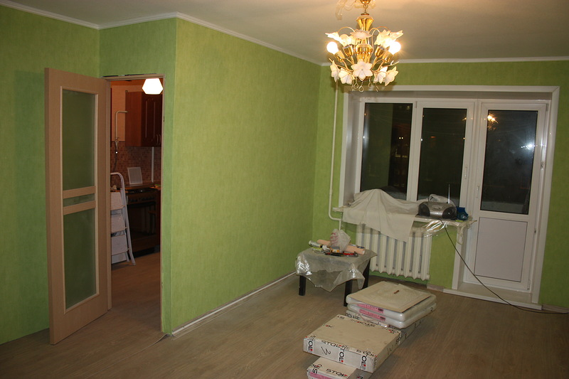 Фото квартир после ремонта хрущевки